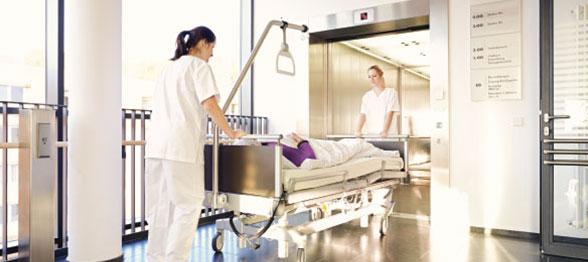 Sedye/Hasta Asansörleri